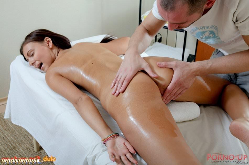 трахают на массаже онлайн